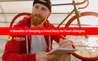 6 Benefits of Keeping a Food Diary for Food Allergies
