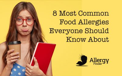 8 Most Common Food Allergies Everyone Should Know About